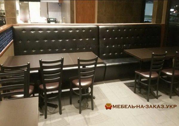заказная мебель для ресторана