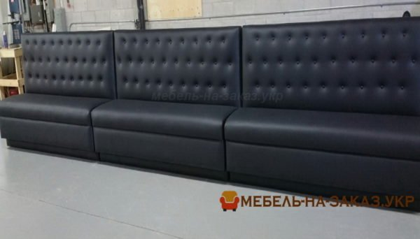 купить мягкая мебель для ресторана в Киеве