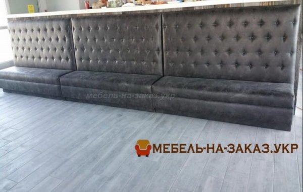 качественная мягкая мебель для кафе
