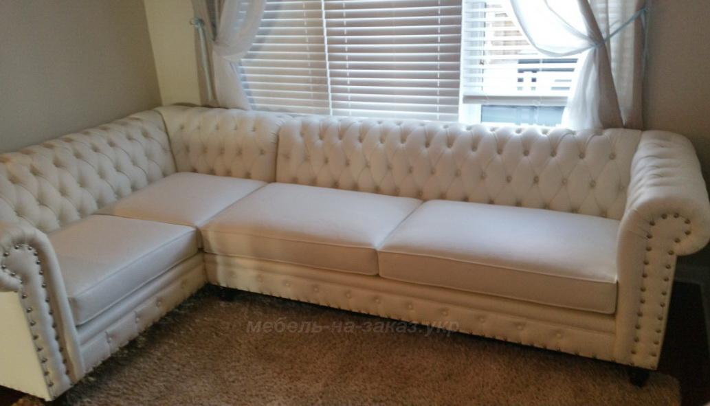 изготовление диванов для отеля