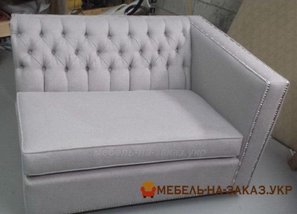 Белые диваны на заказ Честер