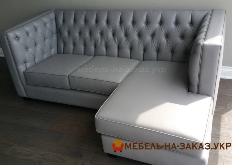 бежевый диван под заказ в Киеве для ретсоранов