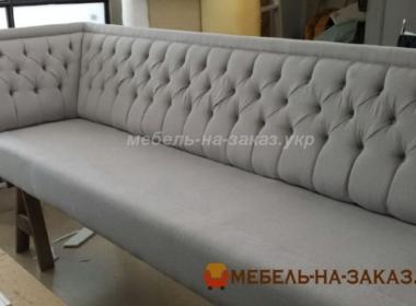 мягкая мебель для отеля на заказ