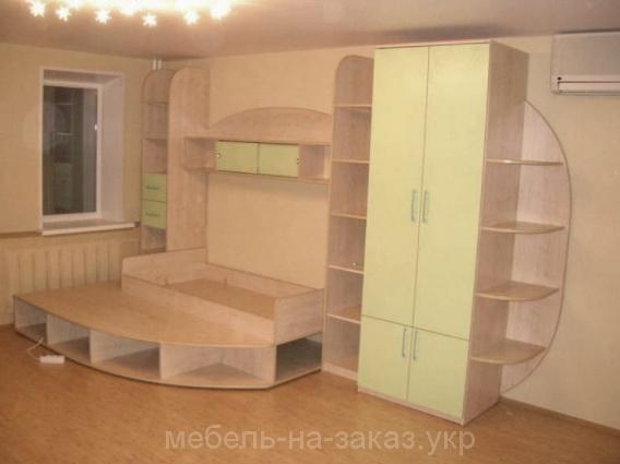Мебельная стенка для детей Ирпень