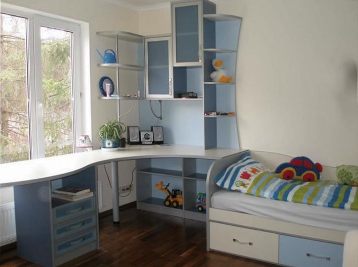 Комплекс детской мебели под заказ в Ирпене