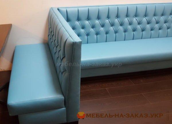 блок диванов для кафе на заказ