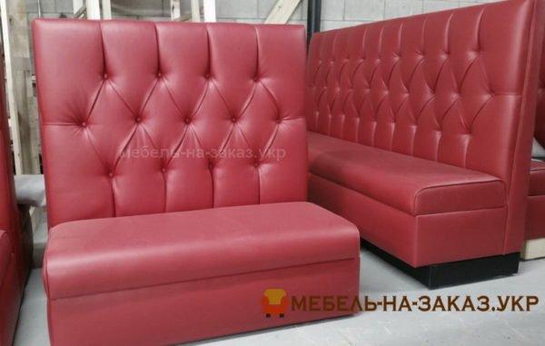 склад магазин мягкой мебели для ресторана