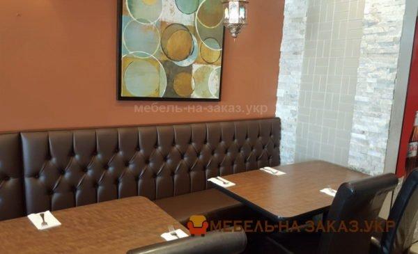 столы и кресла для ресторана
