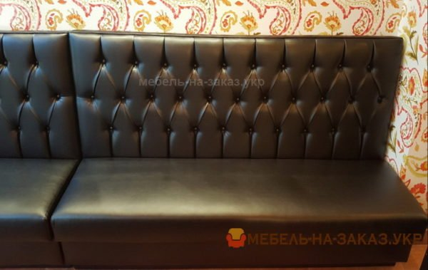 завод мягкой мебели для кафе