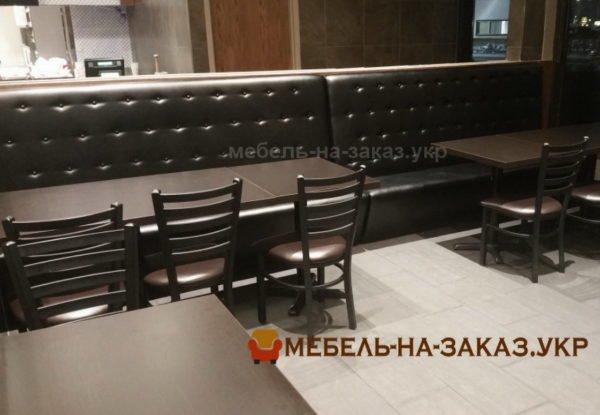 заказать мебель в ресторан