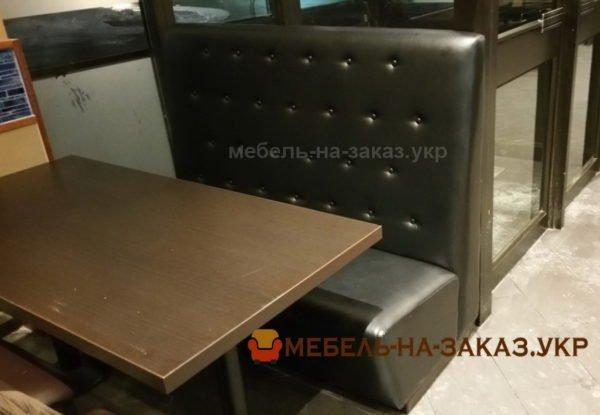 модульные статарные диваны для кафе под заказ