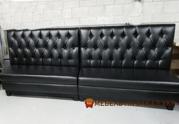 проект дивана для ресторана