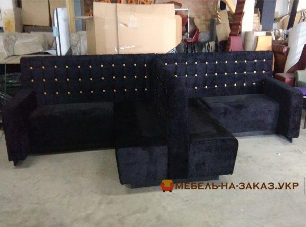 заказать изготовление диванов в кафе