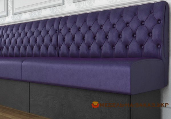 sofa in the restaurant