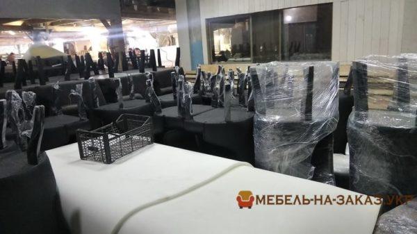 как делают диваны для ресторана