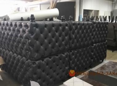 процесс изготовление диванов для кафе Чернигов