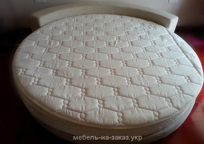 итальянская круглая кровать на заказ Бровары