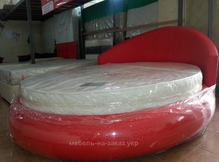 производство круглых кроватей
