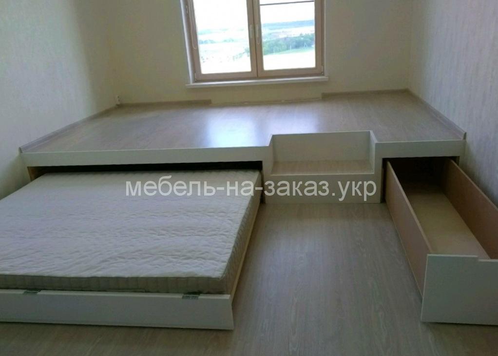 подиум для спальни на заказ