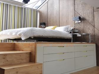 подиум для спальни на заказ в Киеве
