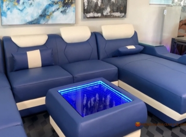 модульный умный диван на заказ