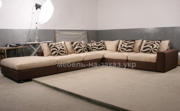 угловые диваны на заказ в Киеве