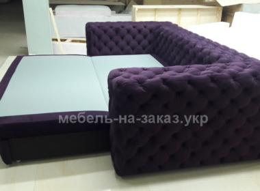 эксклюзивный прямой диван на заказ