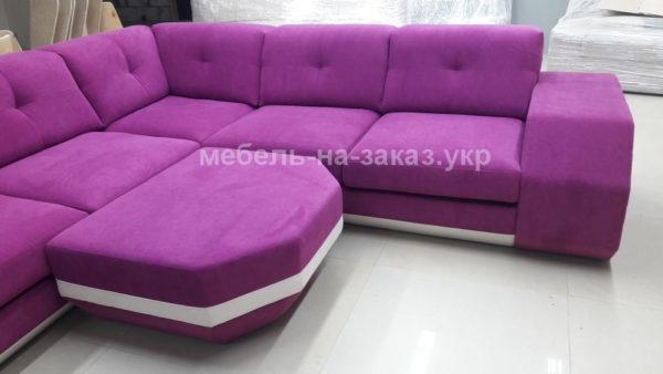 большой модульный диван под заказ