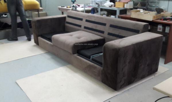 раскадной диван