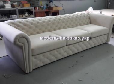 диван прямой честер