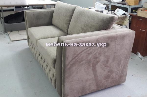 индивидуальный прямой диван