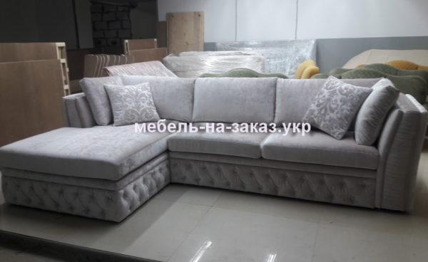 элитный диван угловой