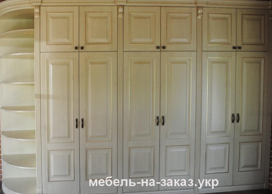 белый шкаф в прихожую