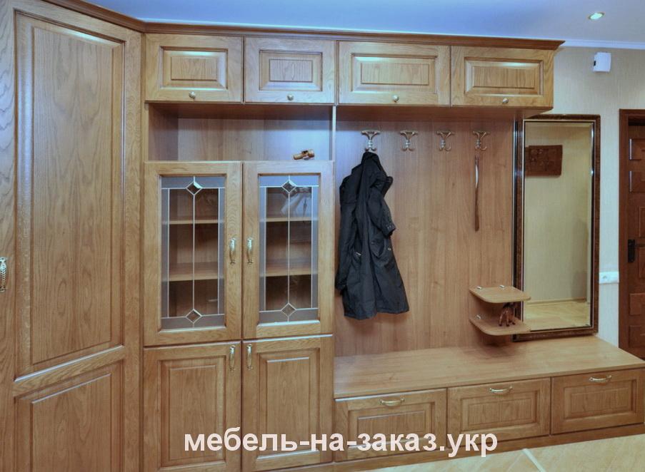 большой шкаф в прихожую