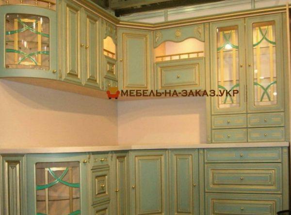 зеленая авторская кухня