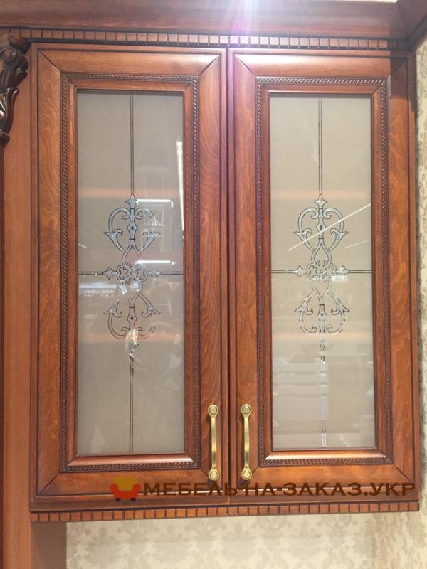 матовые стекла для кухни Киев