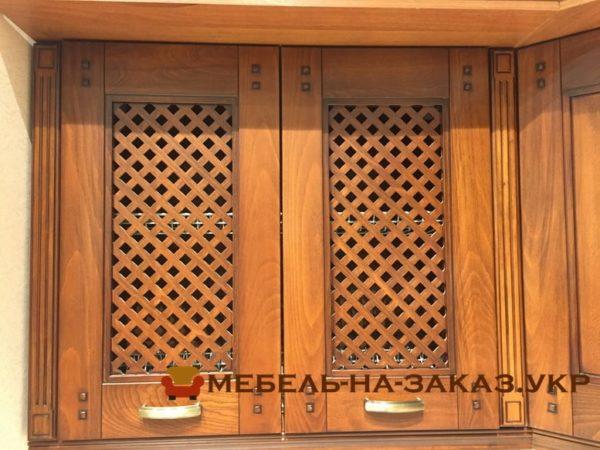 деревянный Деревянные фасады для классической кухни Печерский район