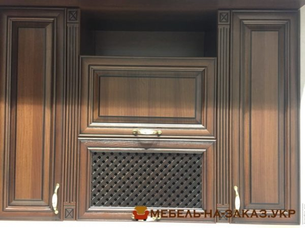 классические фасады для кухни на заказ
