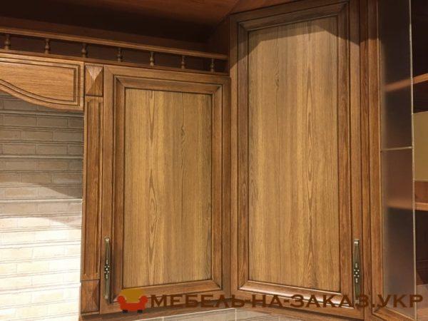 угловая кухонная секция