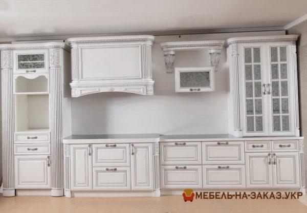 красивая авторская кухонная мебель