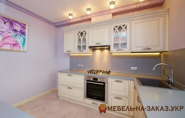 кухонная мебель с подсветкой Житомир