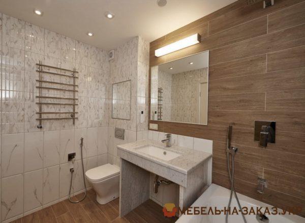 мебелировка ванной