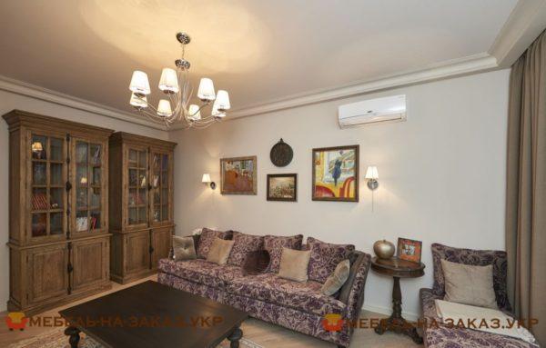 мебелировка гостинки