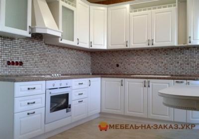 самая красивая угловая кухня на заказ под заказ Киев