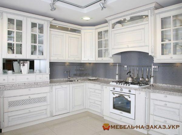 заказать кухню угловую Борисполь