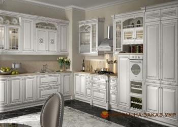 авторская деревянная кухня на заказ Чернигов