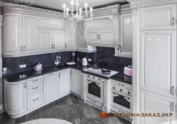 БЕЛАЯ производство авторской дизайнерской кухни