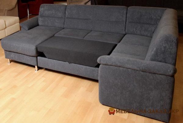 заказать изготовление п образного дивана