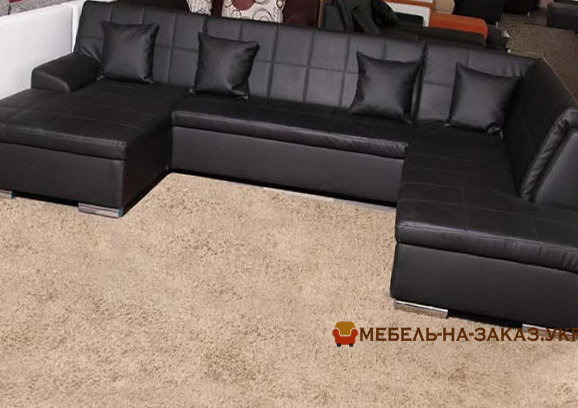 нестандартный диван на заказ в Киеве