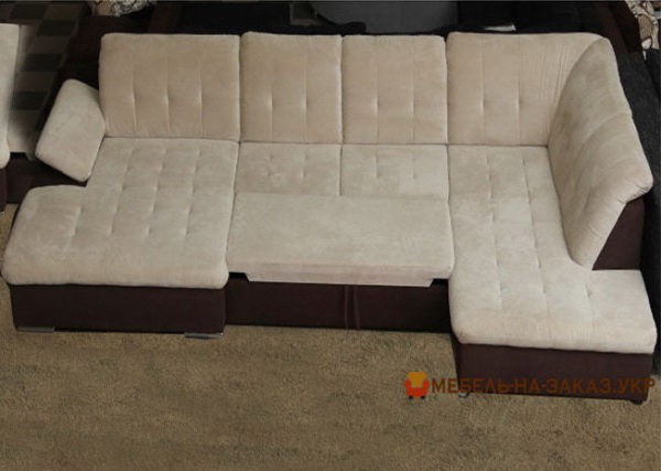 заказной нестандартный диван Киев